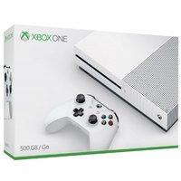 Игровая приставка Microsoft Xbox One S 500 ГБ + Kinect
