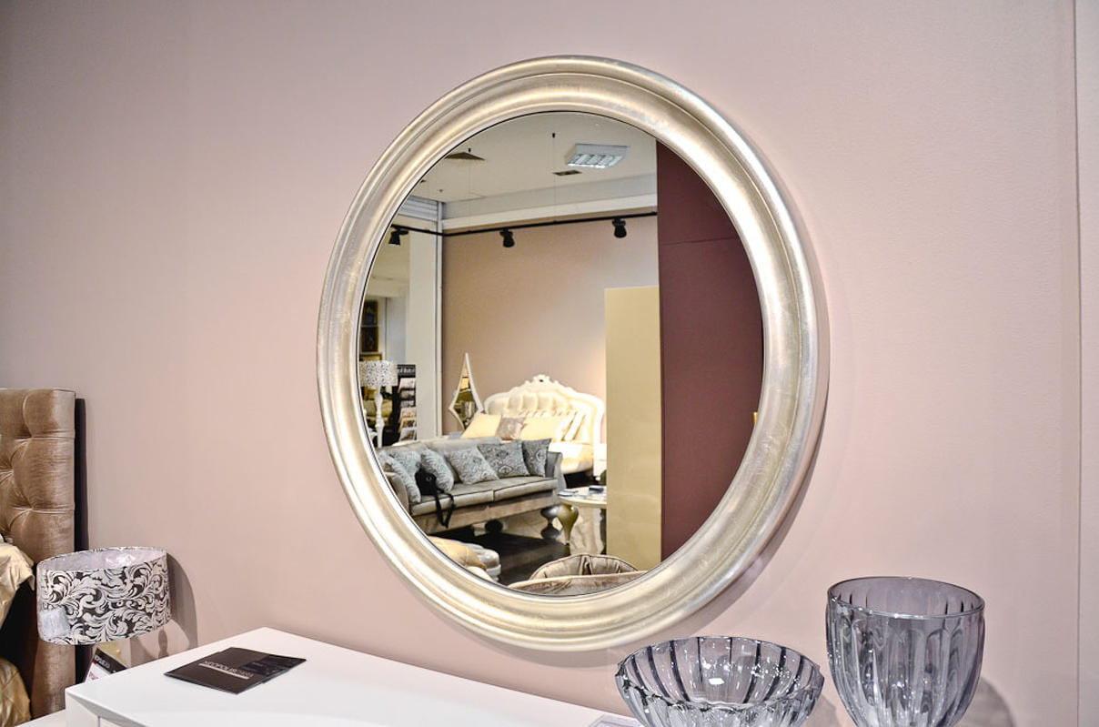 круглое зеркало купить