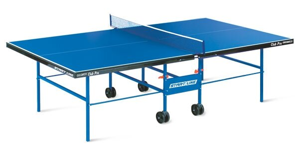 Теннисный стол с сеткой START LINE Club Pro