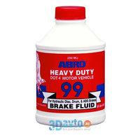 Тормозная жидкость DOT4 ABRO 250 мл