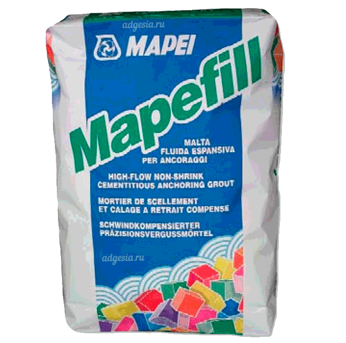 Mapei Mapefill анкеровочная подливочная смесь 25 кг