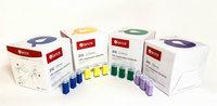 Скарификатор-ланцет автоматический Qlance стерильный, 26G, кровоток до 100 мкл, 100 шт.