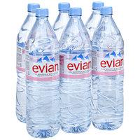 Вода Evian минеральная негазированная 6*1,5л