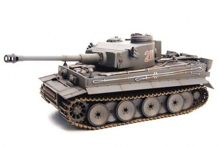 Танк Tiger 1:24 фото 1