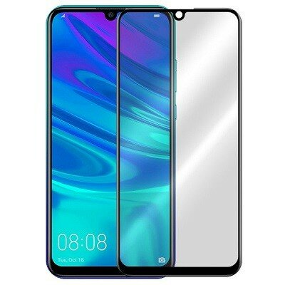 Противоударное защитное стекло Full Screen 0.3mm черное Huawei P Smart 2019\ Honor 10 Lite