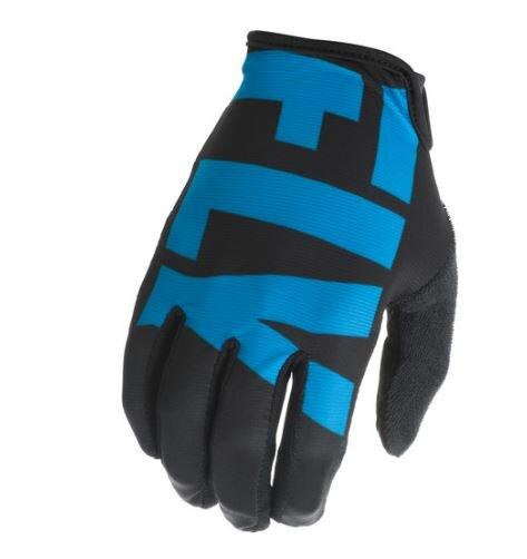 Перчатки Перчатки FLY RACING MEDIA синие/чёрные (2020)