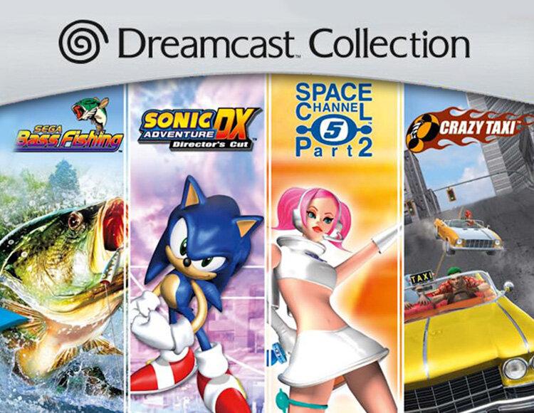 Sega Dreamcast Collection (SEGA_1838)