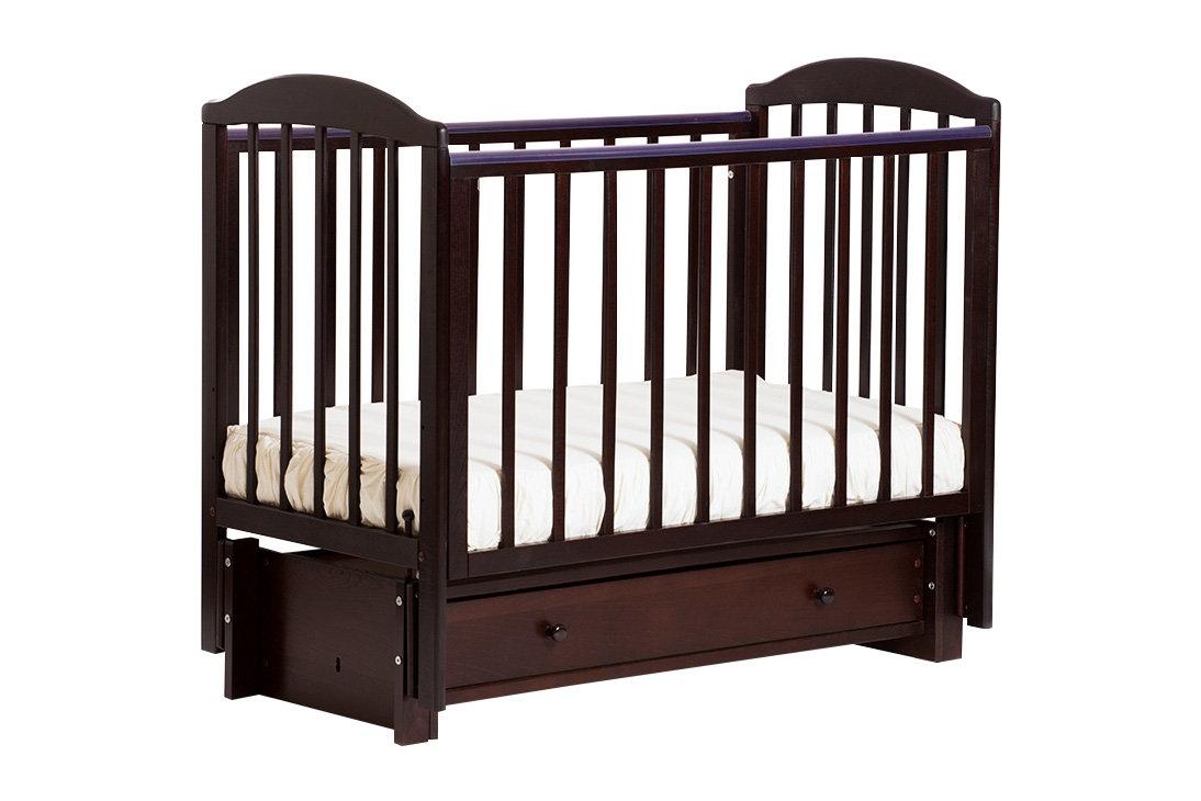 Детская кровать Кубаночка -маятник Кубаночка-5 БИ 41.3 446539
