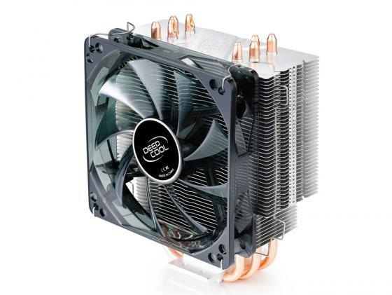 Deepcool Кулер для процессора Deep Cool GAMMAXX 400 Socket 775/1155/1156/2011/1366/FM1/FM2/AM3/AM2+/939/754 медь