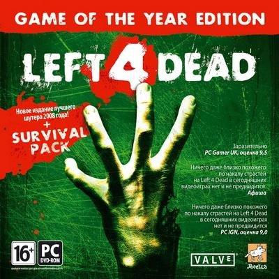 Left 4 Dead [PC, Mac, Linux, Steam]