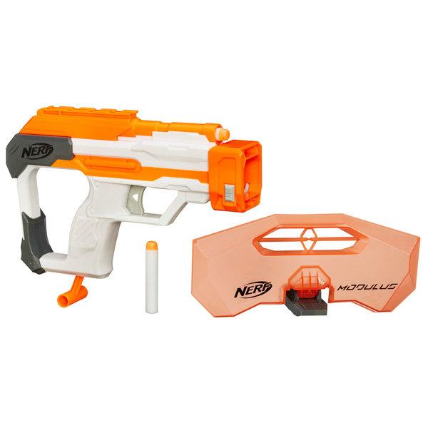 Игрушечное оружие Hasbro Nerf B1536 Нерф Модулус сет3: Искусный защитник