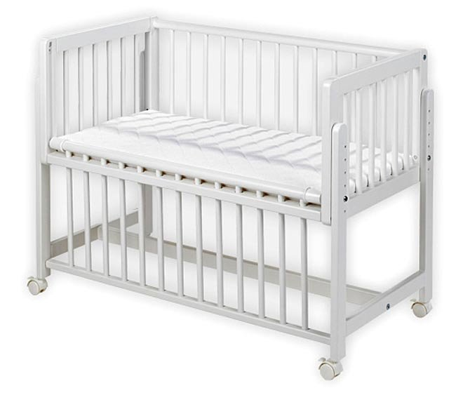 Кроватка-люлька Geuther Betty белый 1123 WE