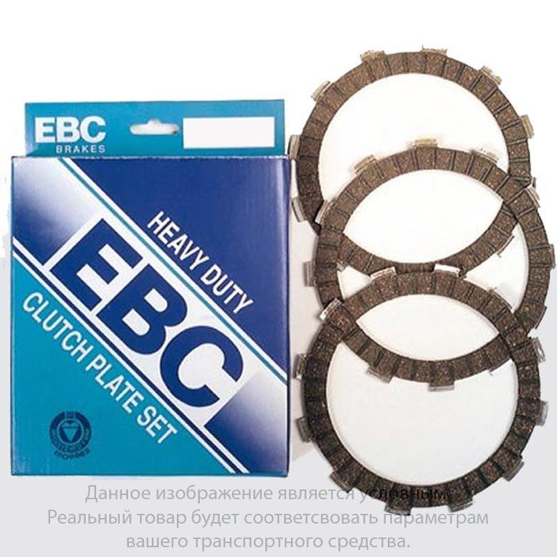 Ebc Фрикционные Диски Сцепления Ck4424 (Комплект)