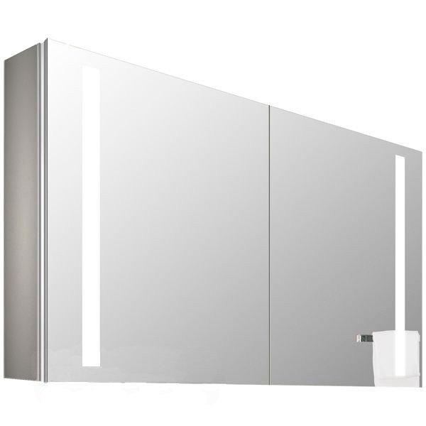 Зеркальный шкаф ESBANO ES-2406 с подсветкой