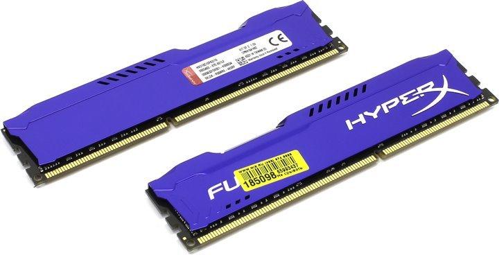 Оперативная память Kingston HyperX Fury HX318C10FK2/16