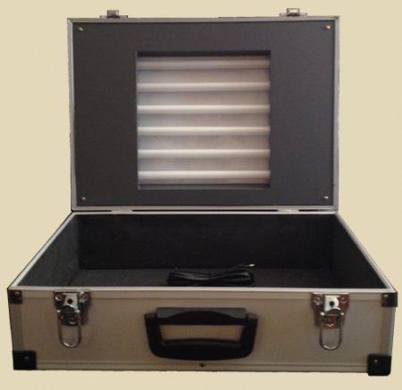 Оборудование для изготовления печатей - Экспокамеры. Экспонирующая камера Soligor E-90 (Засветочная камера). Солигор