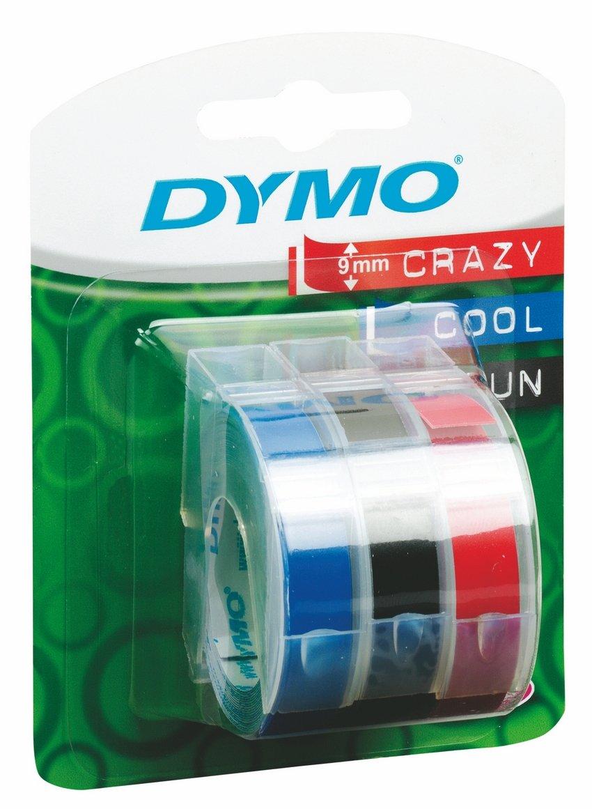 """Лента для механических принтеров """"Dymo Omega"""", 3 штуки"""