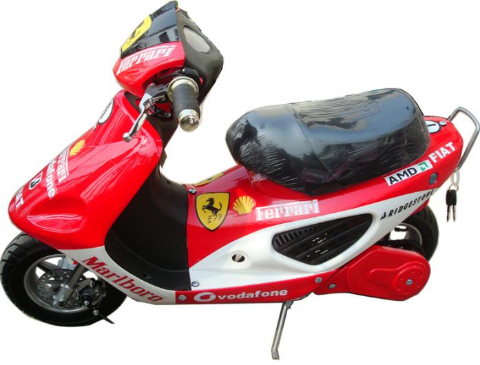 Электрический скутер Joy Automatic LMOOX-R3-Bike 350w