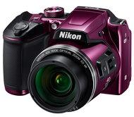 Компактный фотоаппарат NIKON Coolpix B500 сливовый