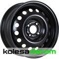 KFZ 8410 6x15/4x114.3 D66 ET45 Black - фото 1