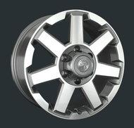 Диски Replay Replica Toyota TY176 7.5x18 6x139,7 ET25 ЦО106.1 цвет GMFP - фото 1