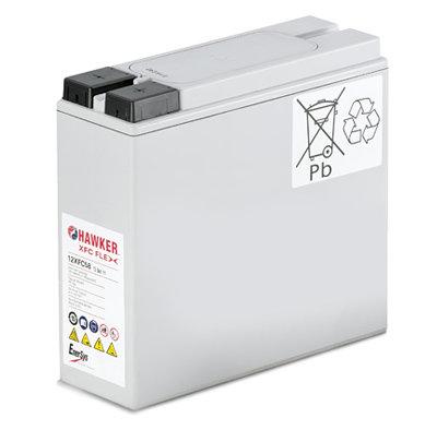Необслуживаемая батарея 12 В/58 Ач, Karcher | 6.642-554.0