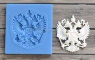 Молд герб России малый, ARTMD0122