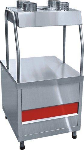 Прилавок для приборов и подносов Abat ПСП-70КМ