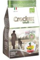 Сухой корм Crockex Wellness для собак средних и крупных пород (12 кг, Рыба с рисом)
