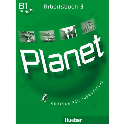 "Gabriele Kopp ""Planet 3 Arbeitsbuch"""