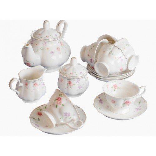 Фарфоровый чайный сервиз Жозефина 22463191