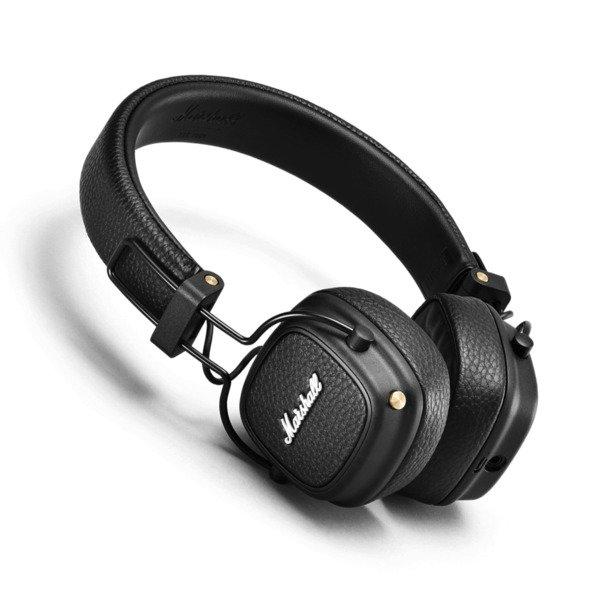 Беспроводные наушники Marshall Major III Bluetooth Black