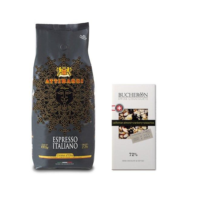 Набор кофе чай шоколад