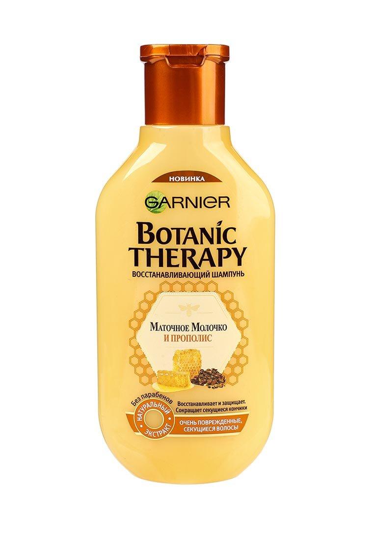 marketing concept of garnier shampoo