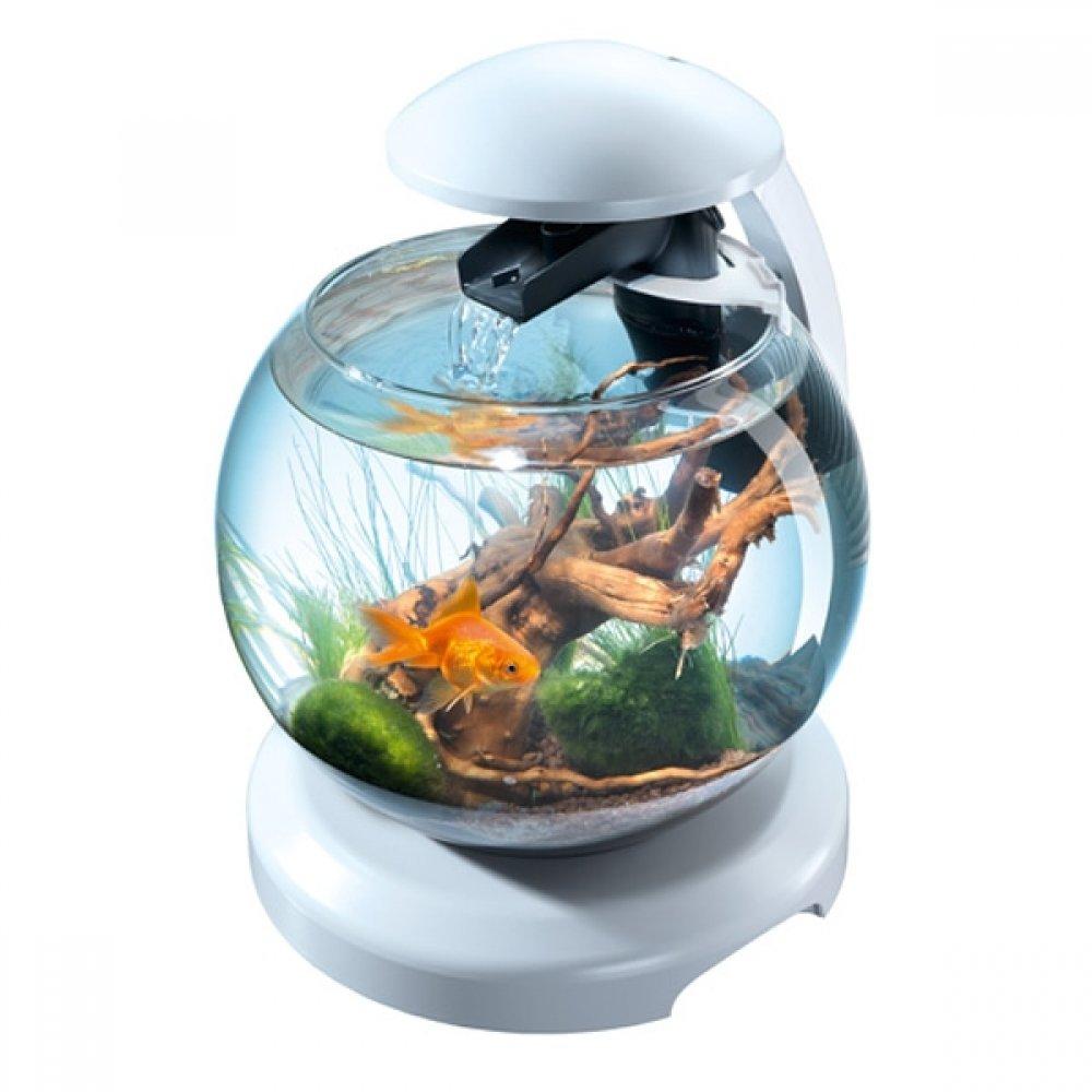Аквариум Tetra Cascade Globe White 238909