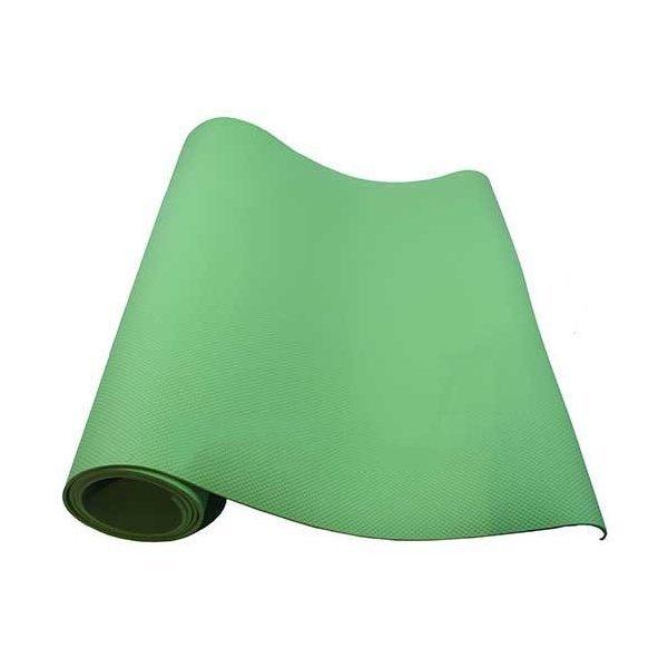 Коврик для йоги и фитнеса 173*61*0,4см BB8310 салатовый