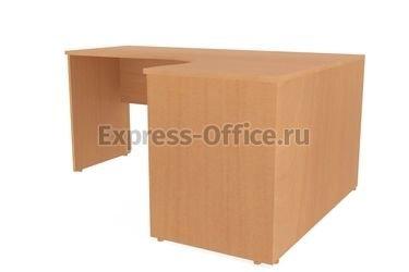 Скайлэнд Офисная мебель Имаго Стол криволинейный СА-4 Пр 1600x1200x755
