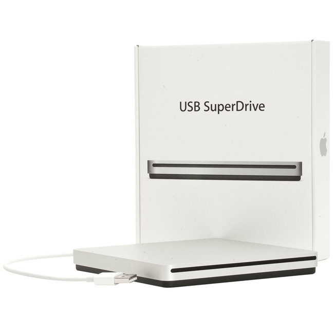 DVD-привод Apple внешний USB SuperDrive (MD564ZM/A)