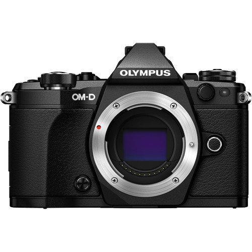 Цифровой беззеркальный фотоаппарат Olympus OM-D E-M5 Mark II Body Black