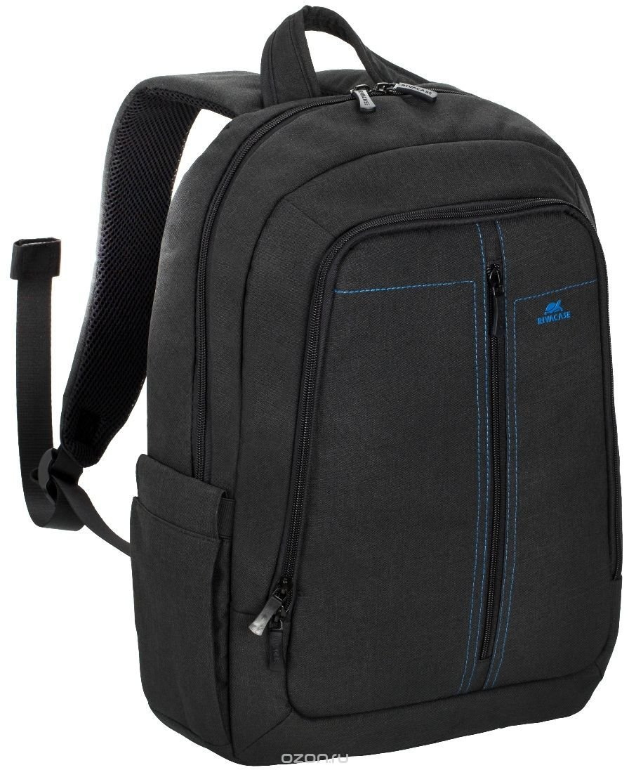 """RIVACASE 7560, Black рюкзак для ноутбука 15,6"""""""