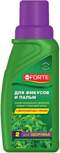 Удобрение Бона форте для фикусов и пальм, серия Здоровье, 285 мл (BF-21-06-013-1)