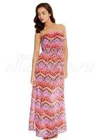 AS3760AMR Inferno женское платье Freya (разноцветный), 42