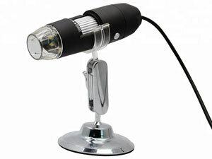 Цифровой USB микроскоп CS02-1000X 2МПикс HD 1000Х