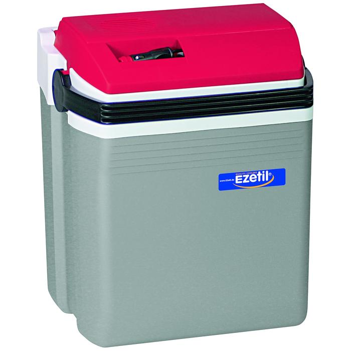 Термоэлектрический автомобильный холодильник Ezetil E 21 12/230V экономичный