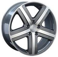 LegeArtis VW1 8x18 5x130 ET 53 Dia 71,6 (Серебристый с полированной лицевой поверхностью) - фото 1