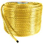 Тросы синтетические NedviMax Трос синтетический Ned08 8мм усилие на разрыв 6.8т