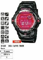Наручные часы Casio Baby-G BG-169R-1B / BG-169R-1BER