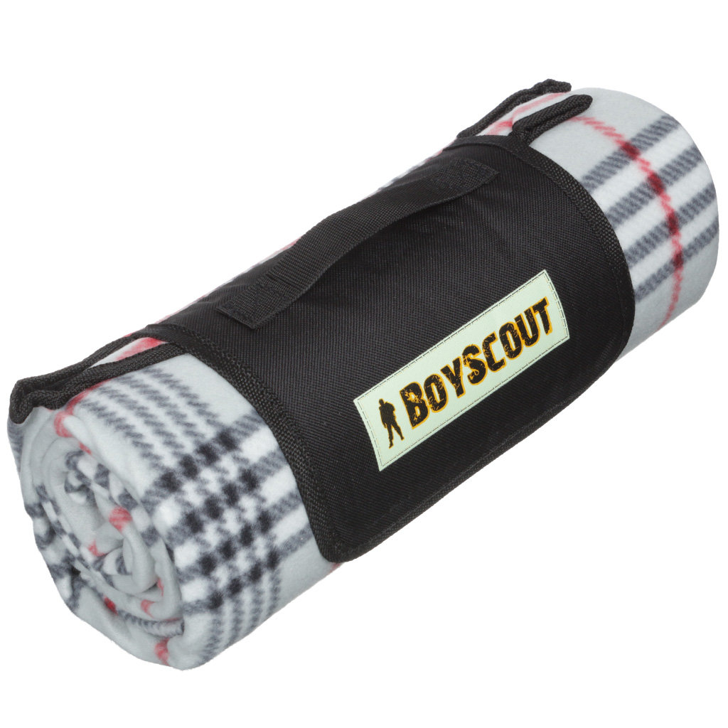 Коврик туристический со влагостойкой подложкой Boyscout 61061, 150х135 см