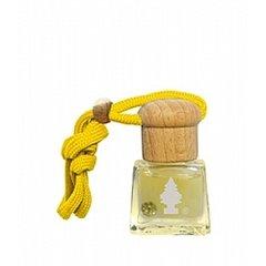 Ароматизатор для салона авто подвесной жидкоcтный Little Trees Bottle Свежесть лимона (С04)