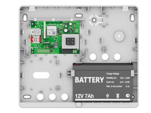 Ритм Контакт GSM-14А в корпусе под АКБ 7 Ач